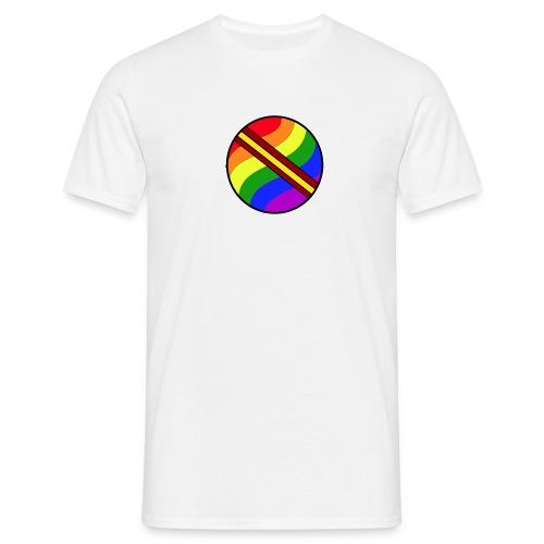 pelota lgtb-españa - Camiseta hombre