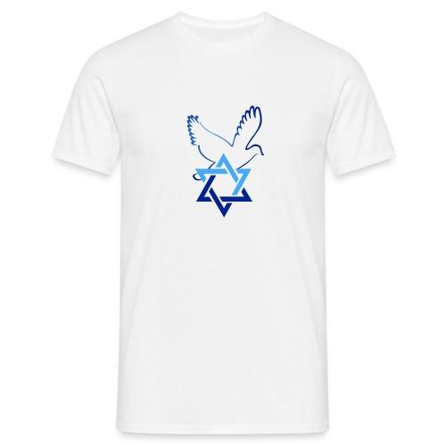 Shalom I - Männer T-Shirt
