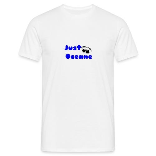 justoceane shirt vrouwen - Mannen T-shirt