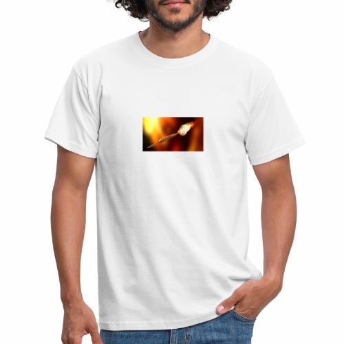 dart 1943313 340 - Männer T-Shirt