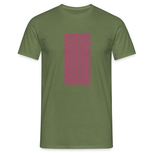 Fluo Sghiribizzy - Maglietta da uomo