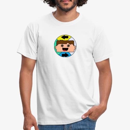 Logo! - Men's T-Shirt