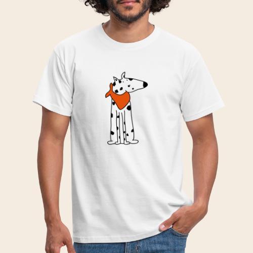 mignon dalmatien - T-shirt Homme