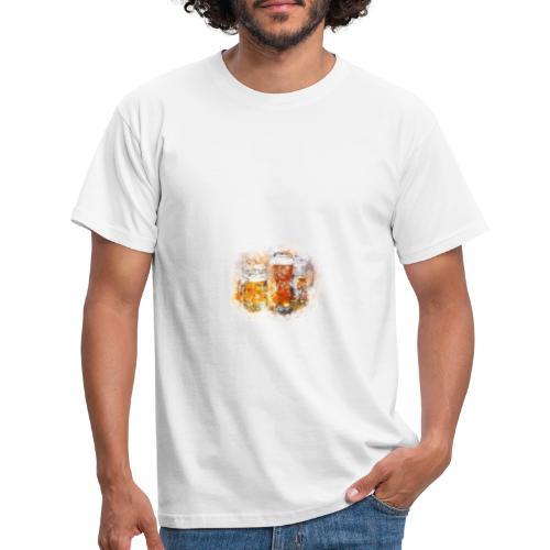 Biermotiv - Männer T-Shirt