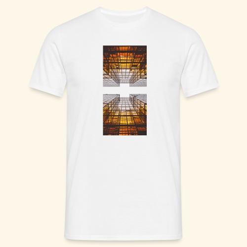 City - Männer T-Shirt