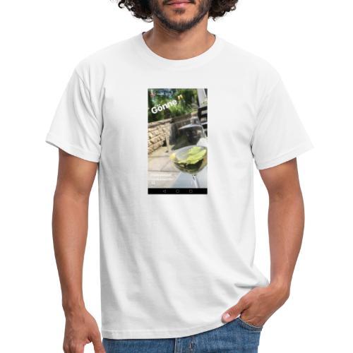 Gönne 🥂 - Männer T-Shirt