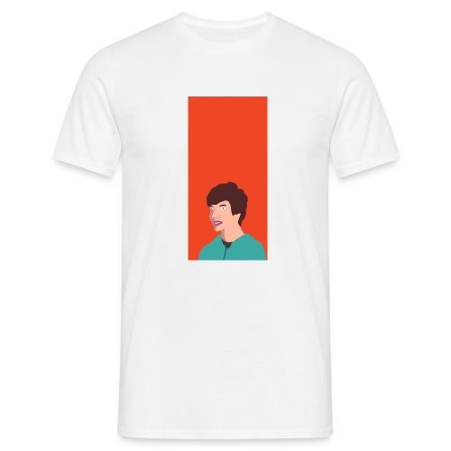 Aron Deksel v.2 6/6S - T-skjorte for menn