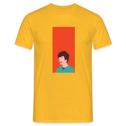 Aron Deksel v.2 5/5S - T-skjorte for menn