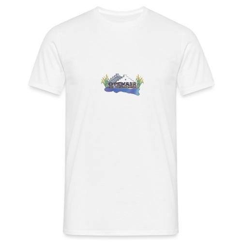 Openair am Greifensee Retro - Männer T-Shirt
