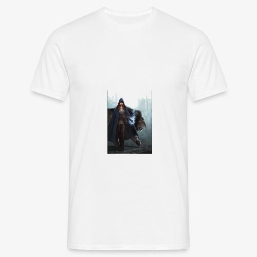 10D308FC 91E8 40BE 8C0F 3A7BD0E36DEE - Männer T-Shirt