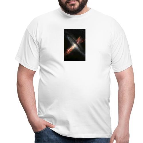 agujero negro - Camiseta hombre