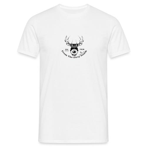 RSK Deer - T-shirt herr