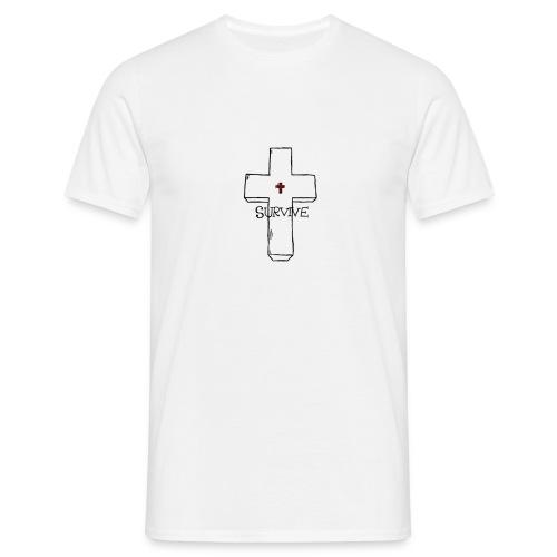 survive - Miesten t-paita