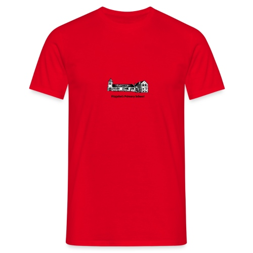 Fitzjohn's Primary School - Men's T-Shirt