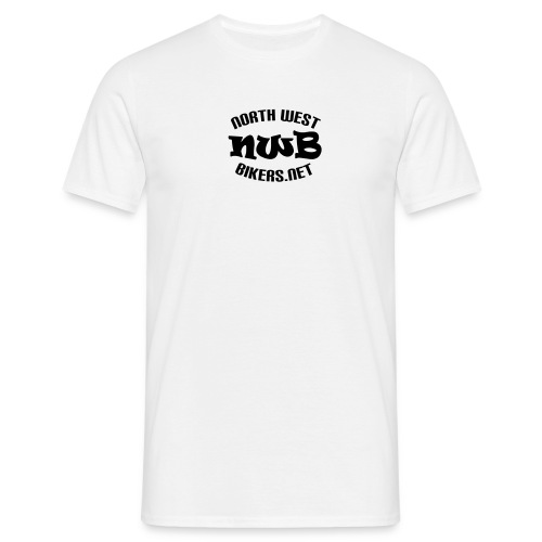 nwb logo4 - Men's T-Shirt