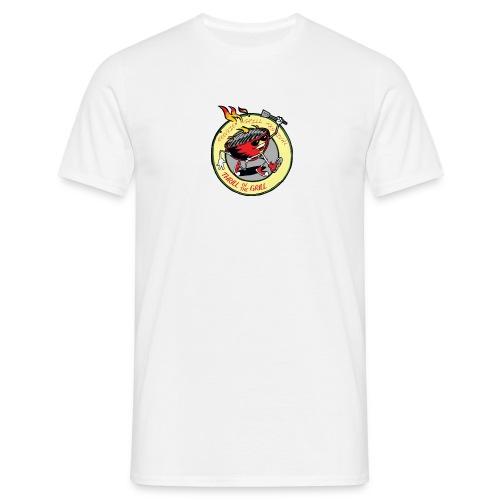 grillfestivalen - T-skjorte for menn