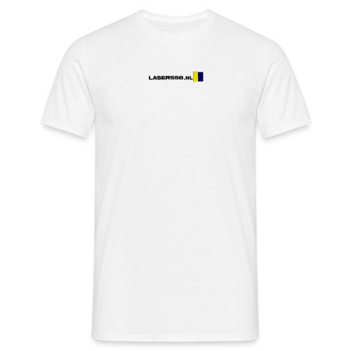 LASER558.NL Mok - Mannen T-shirt