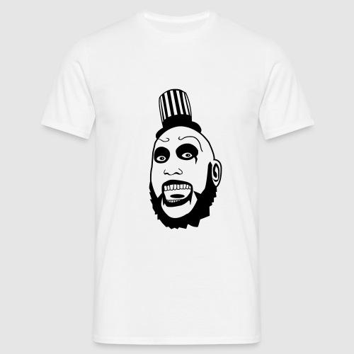 Clown Captain Spauldings - Männer T-Shirt