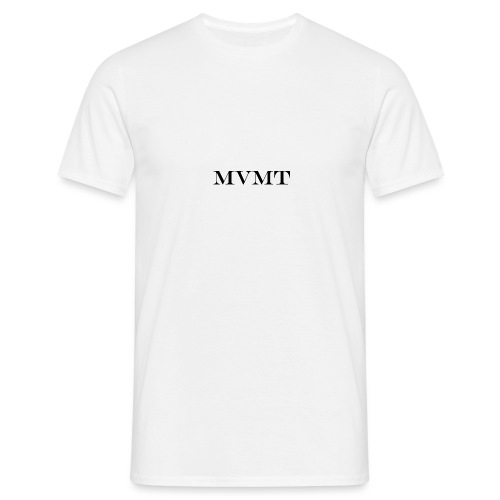MVMT Pocket Tee - White - Men's T-Shirt