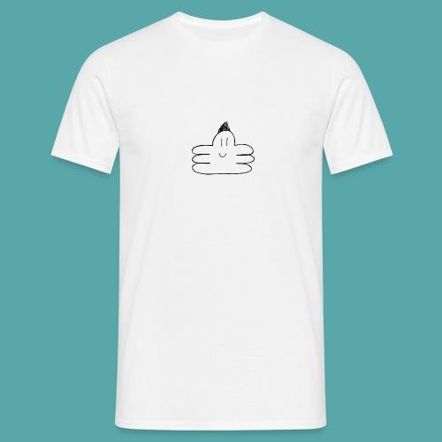 octupus edited black - Men's T-Shirt