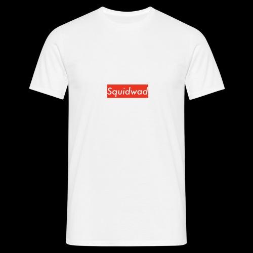 squidwad - Men's T-Shirt