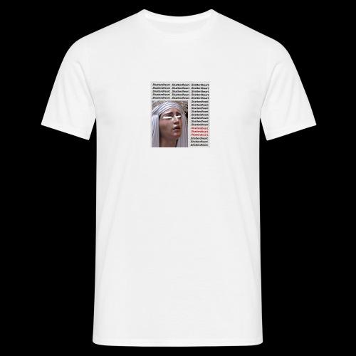 .Shatterdheart. - T-shirt herr