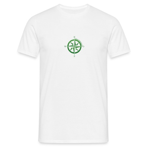 Team Bushcraft Kompass - Männer T-Shirt
