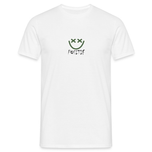 Positif Brand Basic - Camiseta hombre