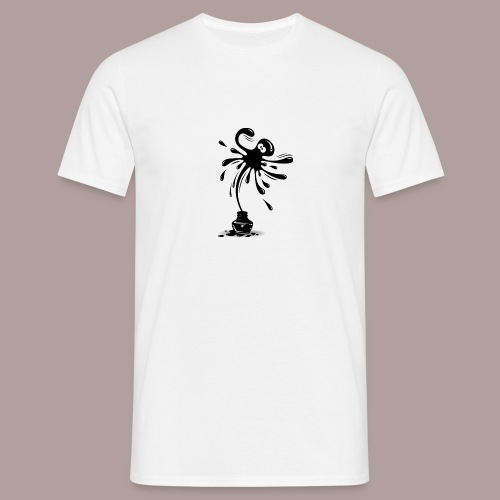 Inchiostro - Maglietta da uomo