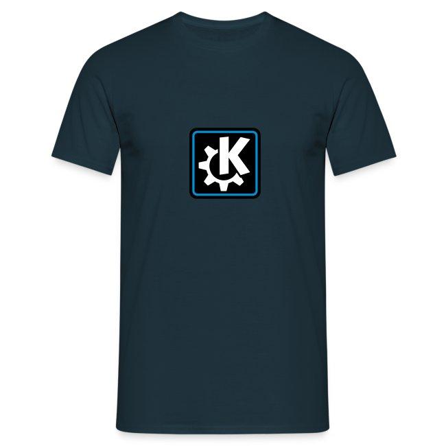 k logo bluish