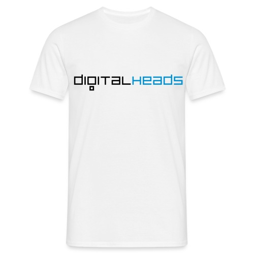 digitalheads standard - Men's T-Shirt