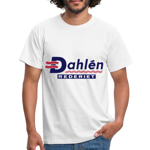 Dahlén Rederiet - T-shirt herr