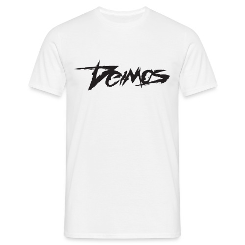 Deimos Logo Black - Men's T-Shirt