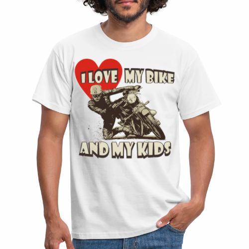 love the kids - Men's T-Shirt