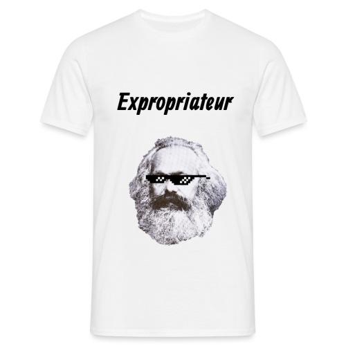 shirt_rueckseite - Männer T-Shirt
