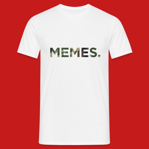 Classic Meme T-shirt CAMO - Men's T-Shirt