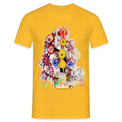 Doctor Rudy Knows Best 4! - Mannen T-shirt