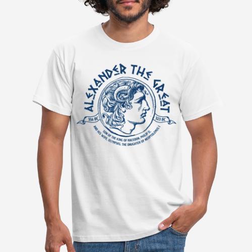 Alexander der große Mazedonien - Männer T-Shirt