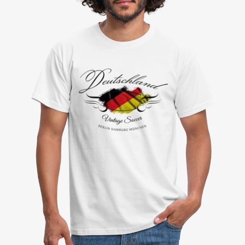 Vintage Deutschland - Männer T-Shirt