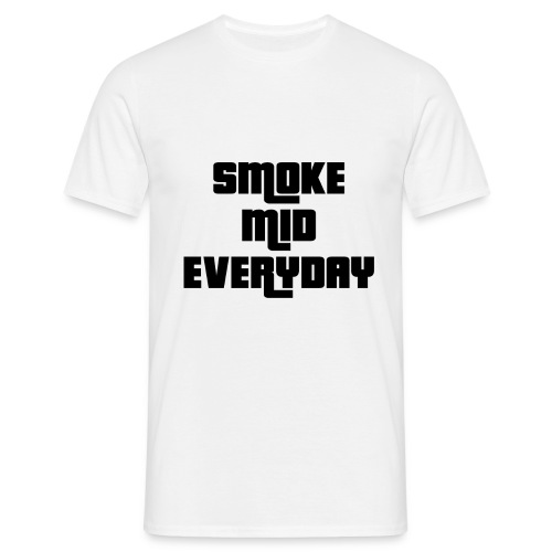 CSGO - Smoke Mid Everyday - Men's T-Shirt