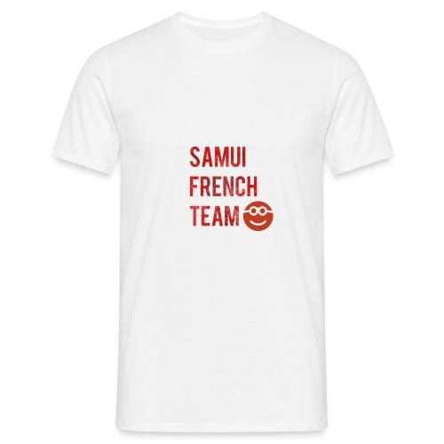 Logopit 1522626789347 - T-shirt Homme