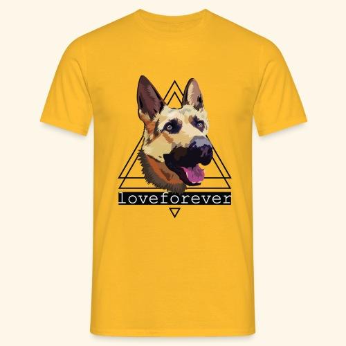 SHEPHERD LOVE FOREVER - Camiseta hombre