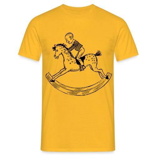 konik na biegunach - Koszulka męska