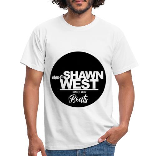 SHAWN WEST BUTTON - Männer T-Shirt