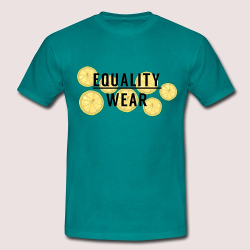 Equality Wear Fresh Lemon Edition - Men's T-Shirt