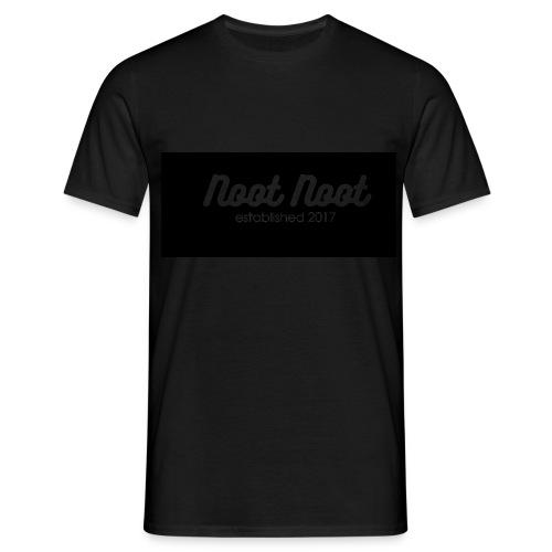 Noot Noot established 2017 - Men's T-Shirt