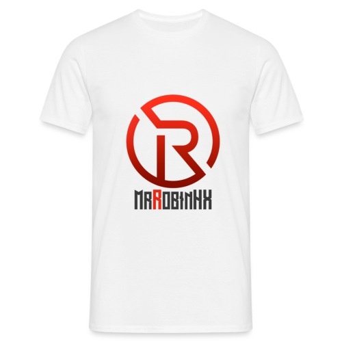MrRobinhx - T-skjorte for menn