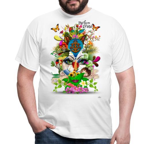 Parfum d'été by T-shirt chic et choc - T-shirt Homme