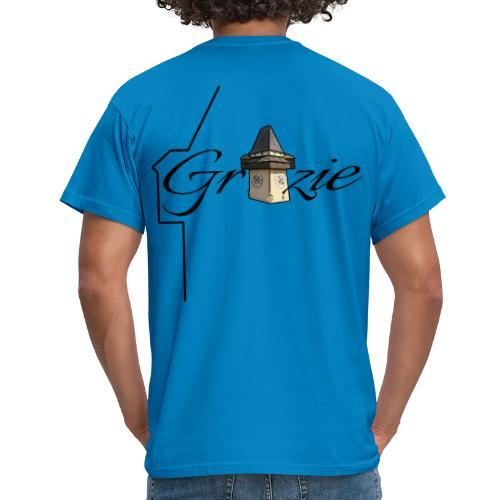 Grazie Line - Männer T-Shirt