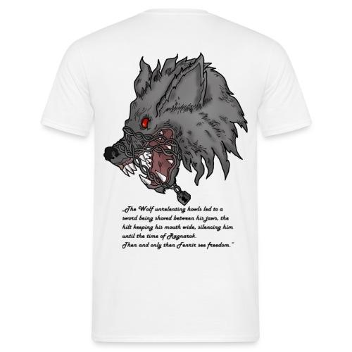 Fenrir - Männer T-Shirt